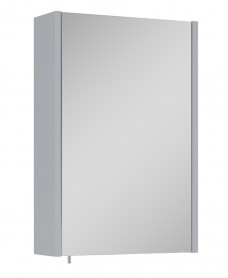 Otto Plus Gloss Light Grey 45cm Mirror Cabinet