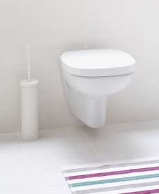 Facile Wall Hung Toilet & Soft Close Seat - *50% Off While Stocks Last
