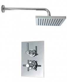 Galaxy Thermostatic Shower Valve Kit E