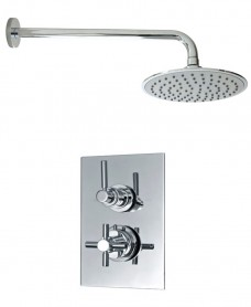Galaxy Thermostatic Shower Valve Kit C