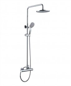 Quest Exposed Thermostatic Shower Kit
