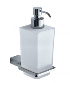 Kansas Soap Dispenser Chrome