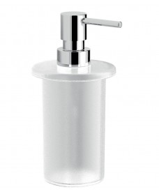 Azzorre Soap Dispenser for Towel Rail