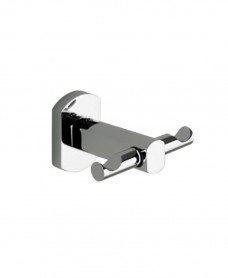 Edera Double Robe Hook