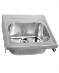 Sark HTM64 Healthcare Sink 600 Single Bowl