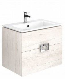 Katie Light Wood 55 Vanity Unit