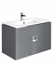 Katie Anthracite 80 Vanity Unit