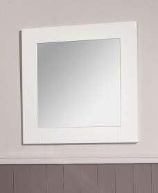 Kingston 60 Chalk White Mirror