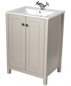 Kingston 60 Stone Vanity Unit & Toledo Basin