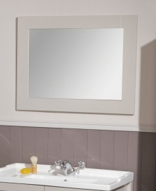 Kingston 80 Stone White Mirror