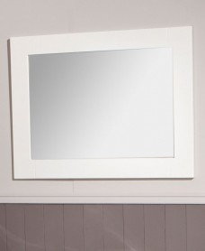 Kingston 80 Chalk White Mirror