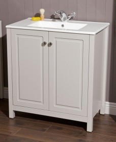 Kingston 80 Stone Vanity Unit & Toledo Basin