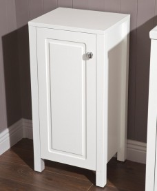 Kingston 40cm Small Storage Unit Chalk White
