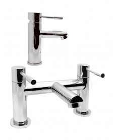 Series F Pack 1 Basin Mixer & Bath Filler