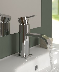 Loftus Basin Mixer with FREE Click Clack Basin Waste
