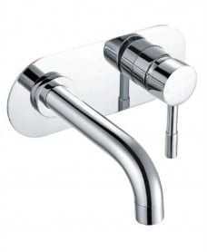 Series F Wall Mounted Basin Mixer With Easy Box