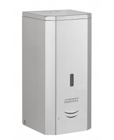 Automatic Wall-Mounted Liquid Soap Dispenser - Satin Finish