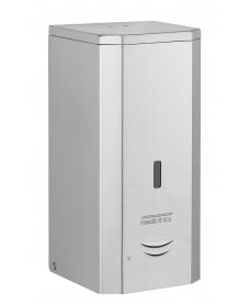 Automatic Wall-Mounted Liquid Soap Dispenser Mains Operated- Satin Finish