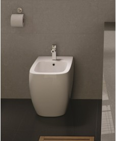 Metropolitan Back to Wall Bidet