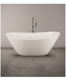 Mia Freestanding Bath - 1570 X 785 - 50% Off While Stocks Last
