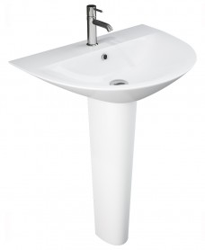 Morning Basin 50cm & Full Pedestal (1TH)