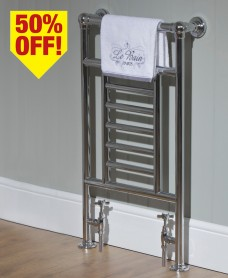 Morley 915 x 535 Heated Towel Rail