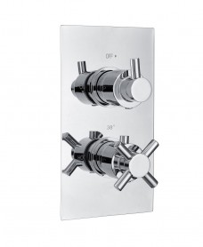 LIBRA Dual Control Shower Valve - 50% Off While Stocks Last