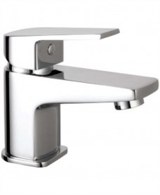 Neo Cloakroom Basin Mono Mixer with FREE Click Clack Basin Waste