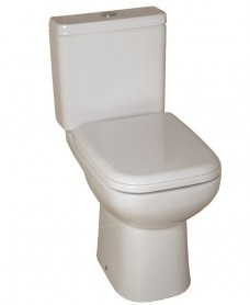 Origin 62 Close Coupled Toilet and Soft Close Seat