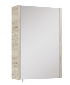 Otto Plus Craft Oak 42 Mirror Cabinet