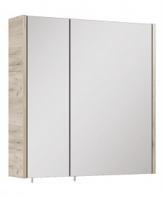 Otto Plus Craft Oak 60 Mirror Cabinet
