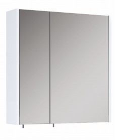 Otto Plus White 60 Mirror Cabinet