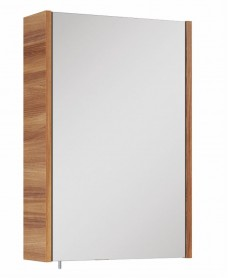 Otto Plus Walnut 42 Mirror Cabinet