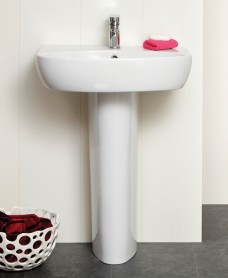 Parva Basin 55cm  & Pedestal (1TH)