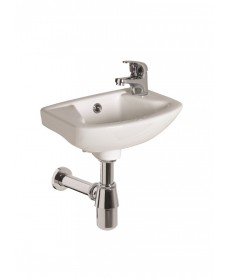 Strata 360 Cloakroom Basin 1TH