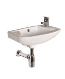 Strata 460 Cloakroom Basin 1TH