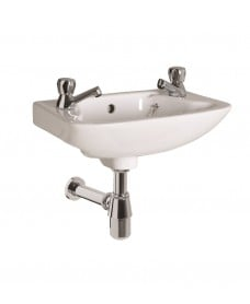Strata 460 Cloakroom Basin 2TH