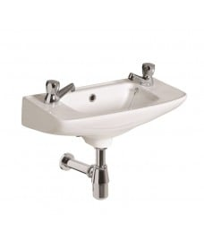 Strata 520 Cloakroom Basin 2TH