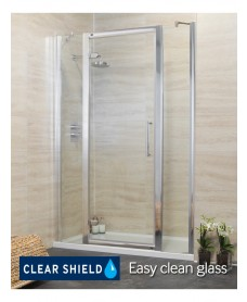Revive8 1300 Hinged Door Double Infill Panel - Adjustment 1240 - 1300mm