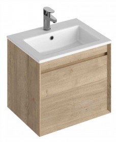 Reflex Halifax Oak 55 Vanity Unit