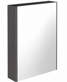 Reflex Dark Wood 55 Mirror Cabinet