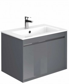 Reflex Anthracite 65 Vanity Unit