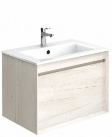 Reflex Light Wood 55 Vanity Unit
