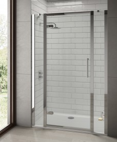 Revive8 1400 Hinged Door Double Infill Panel - Adjustment 1340 - 1400mm