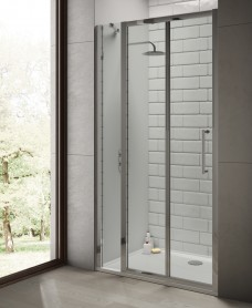 Revive8 1200 Hinged Door Single Infill Panel - Adjustment 1140 - 1200mm
