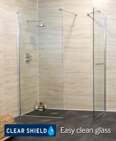 Revive 900 Wetroom Panel