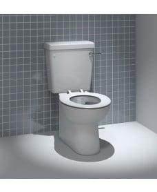 Sola Rimless School 350 Close Coupled WC