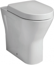 Resort Comfort Height Back To Wall Pan & Soft Close Seat
