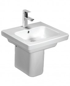 Resort 500 Basin & Semi Pedestal