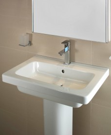 Resort 550 Basin & Standard Height Pedestal